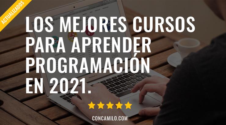 Los mejores cursos para aprender programación en 2021